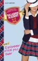 Couverture Gallagher Academy, tome 3 : Espionner n'est pas tuer Editions Hachette (Bloom) 2014