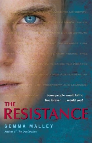 Couverture La déclaration, tome 2 : La résistance