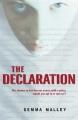 Couverture La déclaration, tome 1 : L'histoire d'Anna Editions Bloomsbury 2008