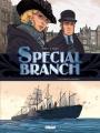 Couverture Special Branch, tome 2 : La course du Léviathan Editions Glénat (Grafica) 2012