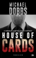 Couverture House of Cards, tome 1 Editions Bragelonne 2014