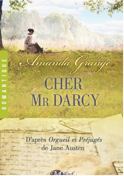 Couverture Cher Mr Darcy