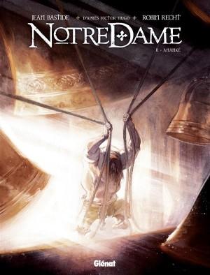 Couverture Notre Dame (BD), tome 2 : Ananké