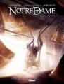 Couverture Notre Dame (BD), tome 2 : Ananké Editions Glénat 2014