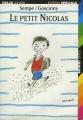 Couverture Le petit Nicolas Editions Folio  (Junior - Edition spéciale) 2004