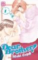 Couverture Dear Brother !, tome 1 Editions Kazé (Shôjo) 2014
