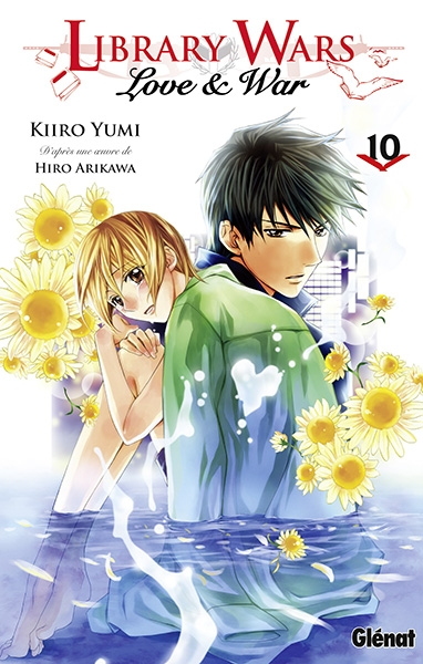 Couverture Library Wars : Love and War, tome 10
