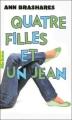 Couverture Quatre filles et un jean, tome 1 Editions Gallimard  (Pôle fiction) 2012