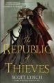 Couverture Les Salauds Gentilshommes, tome 3 : La République des voleurs Editions Del Rey Books 2014