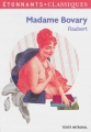 Couverture Madame Bovary Editions Flammarion (GF - Etonnants classiques) 2014