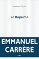 Couverture Le royaume Editions P.O.L 2014