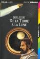 Couverture Voyage lunaire, tome 1 : De la Terre à la lune Editions Folio  (Junior - Edition spéciale) 2003