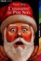Couverture L'assassinat du Père Noël Editions Folio  (Junior) 2006