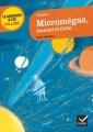 Couverture Micromégas, Jeannot et Colin Editions Hatier (Classiques & cie - Collège) 2009