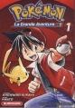 Couverture Pokémon : La grande aventure, tome 1 Editions Kurokawa 2014