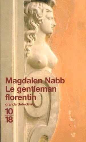 Couverture Le gentleman florentin