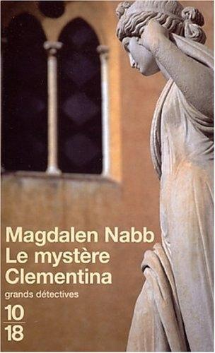 Couverture Le mystère Clementina
