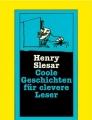Couverture Coole Geschichten für Clevere Leser Editions Diogenes 1981