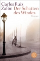 Couverture L'ombre du vent Editions Fischer 2013