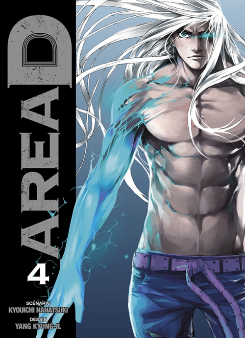 Couverture Area D, tome 04