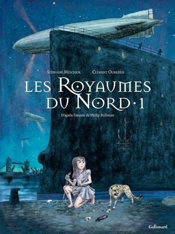 Couverture Les royaumes du nord (BD), tome 1