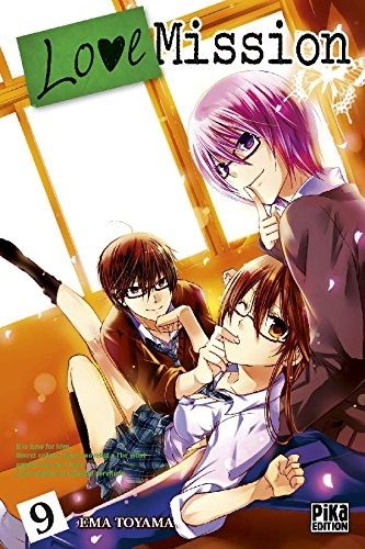 Couverture Love mission, tome 09