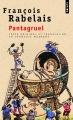Couverture Pantagruel Editions Points 1996