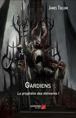 Couverture La prophétie des éléments, tome 1 : Gardiens
