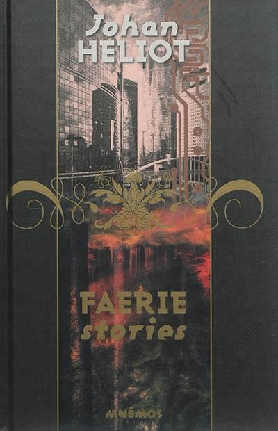 Couverture Faerie Stories, intégrale