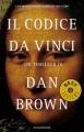 Couverture Da Vinci code Editions Oscar Mondadori 2012