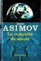 Couverture La conquête du savoir Editions Mazarine 1982