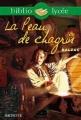 Couverture La peau de chagrin Editions Hachette (Biblio lycée) 2013