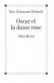 Couverture Oscar et la dame rose Editions Albin Michel 2002