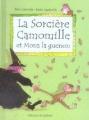 Couverture La sorcière Camomille et Mona la guenon Editions Le Sorbier 2002