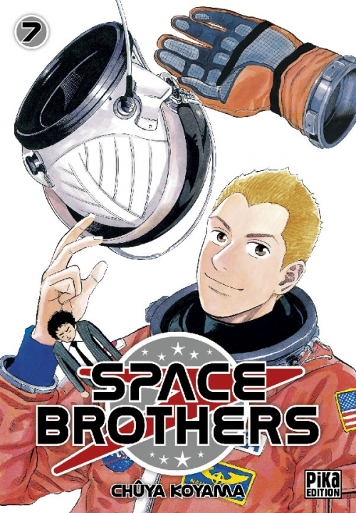 Couverture Space brothers, tome 07