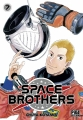 Couverture Space brothers, tome 07 Editions Pika 2014
