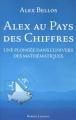 Couverture Alex au pays des chiffres Editions Robert Laffont 2011