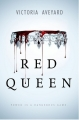 Couverture Red queen, tome 1 Editions Orion Books 2015