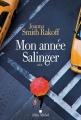Couverture Mon année Salinger Editions Albin Michel 2014