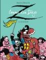 Couverture Z comme Don Diégo, tome 2 : La loi du marché Editions Dargaud 2012