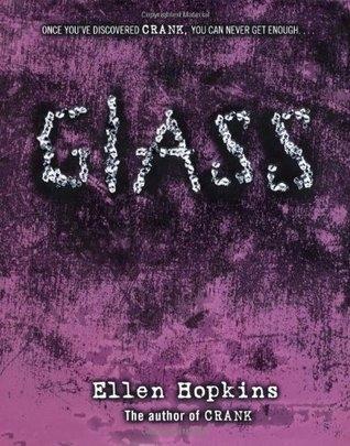 Couverture Crank, book 2: Glass