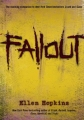 Couverture Crank, book 3: Fallout Editions McElderry 2006