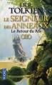 Couverture Le Seigneur des Anneaux, tome 3 : Le retour du roi Editions Pocket 2006