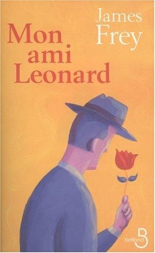 Couverture Mon ami Leonard