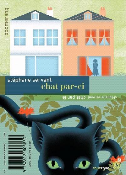 Couverture Chat par-ci / chat par-là