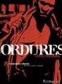Couverture Ordures, tome 1 : Entrée Nord Editions Futuropolis 2014