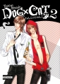 Couverture Dog x Cat, tome 2 Editions 801 Media 2011
