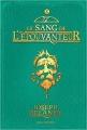 Couverture L'Epouvanteur, tome 10 : Le Sang de l'épouvanteur Editions Bayard (Jeunesse) 2014