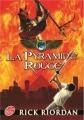 Couverture Les chroniques de Kane, tome 1 : La pyramide rouge Editions Le Livre de Poche (Jeunesse) 2013