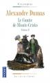 Couverture Le comte de Monte-Cristo (2 tomes), tome 2 Editions Pocket (Classiques) 2009